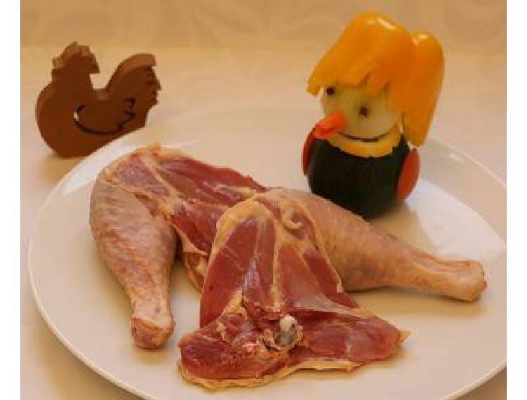 Cuisse de poulet x2