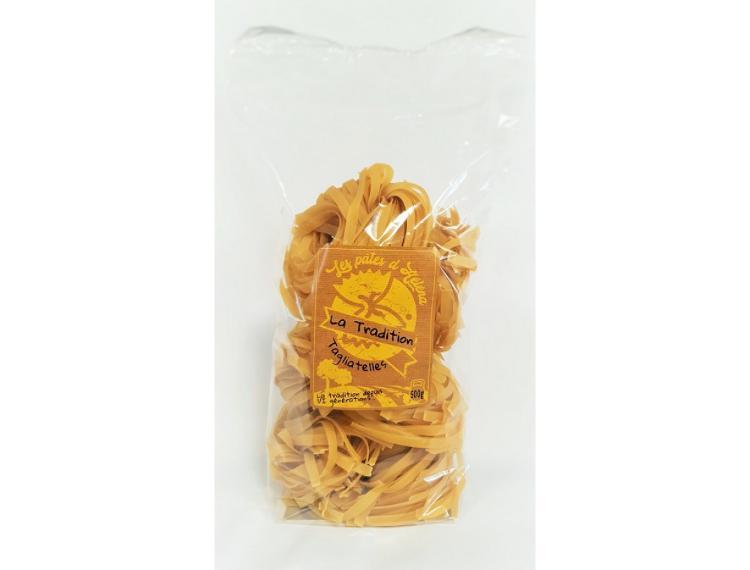 Pâtes Tagliatelle - La Tradition (au blé dur) - 500 g