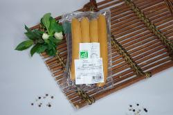 4 SAUCISSES DE FRANCFORT 240 gr