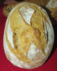 pain demi complet aux graines de sésame 500 g