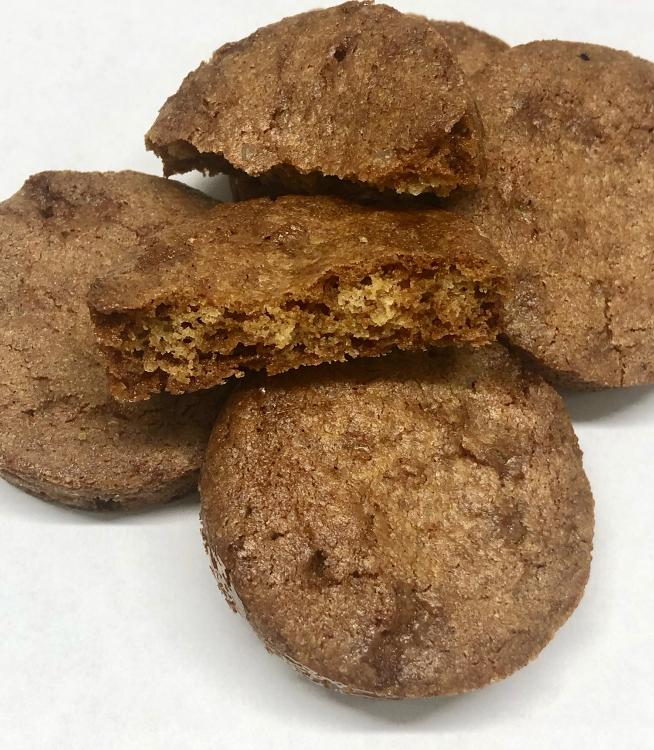 Palet Breton aux éclats de caramel