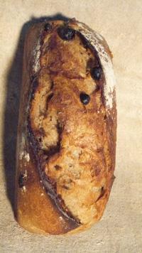 pain demi complet aux raisins secs 500 g