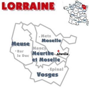Alteville en Lorraine