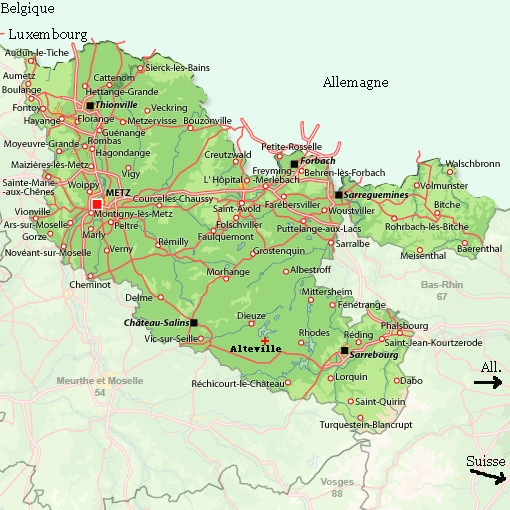 Alteville en Moselle