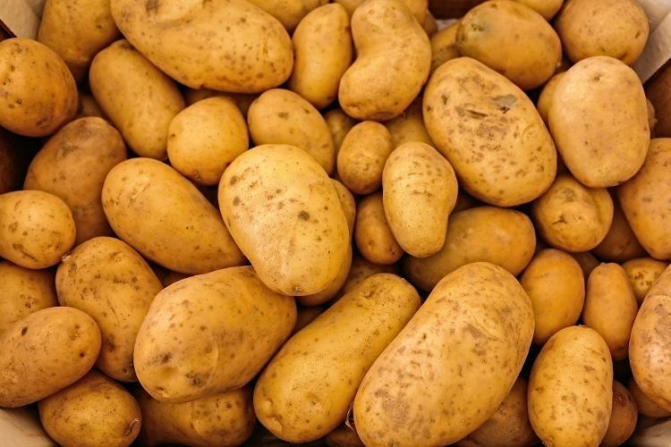 Pommes de terre Clairette