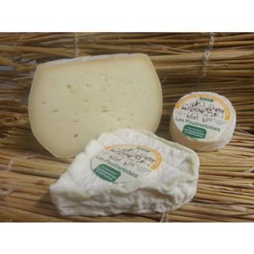 Choix du roi :3 fromages de brebis differents
