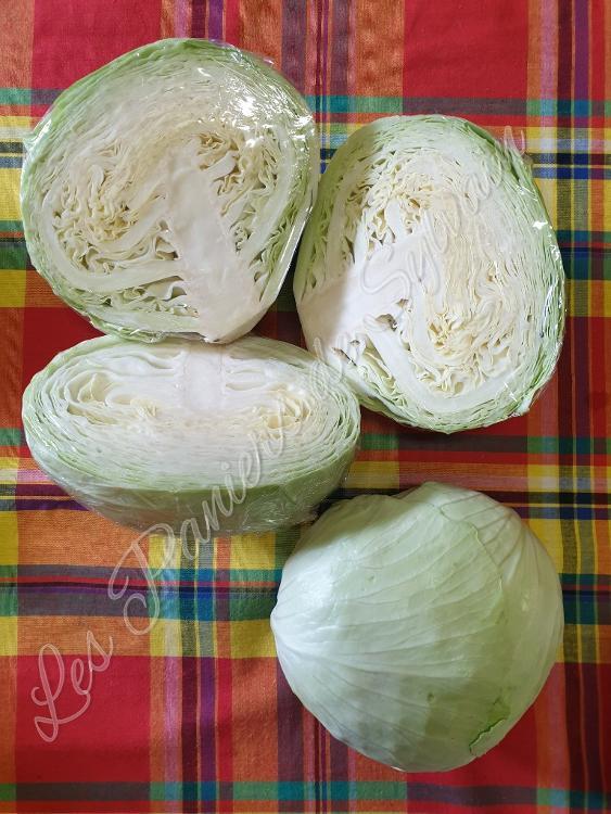 1/2 Chou - Agriculture biologique