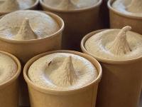 Glace au lait frais de brebis FIGUE