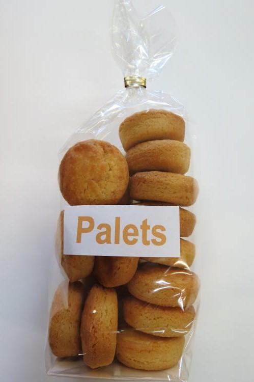Palet   Biscuits au beurre