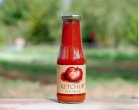 ketchup fermier