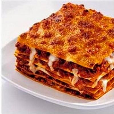 Lasagnes par Mario