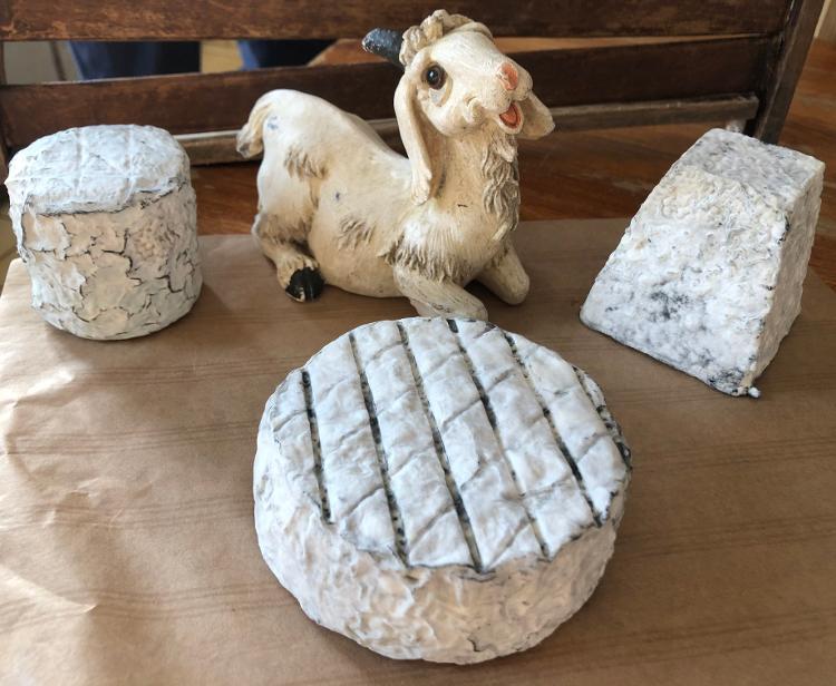 Petit Valencay- Les fromages de Jenny - 235g (poids correspondant à un fromage frais)