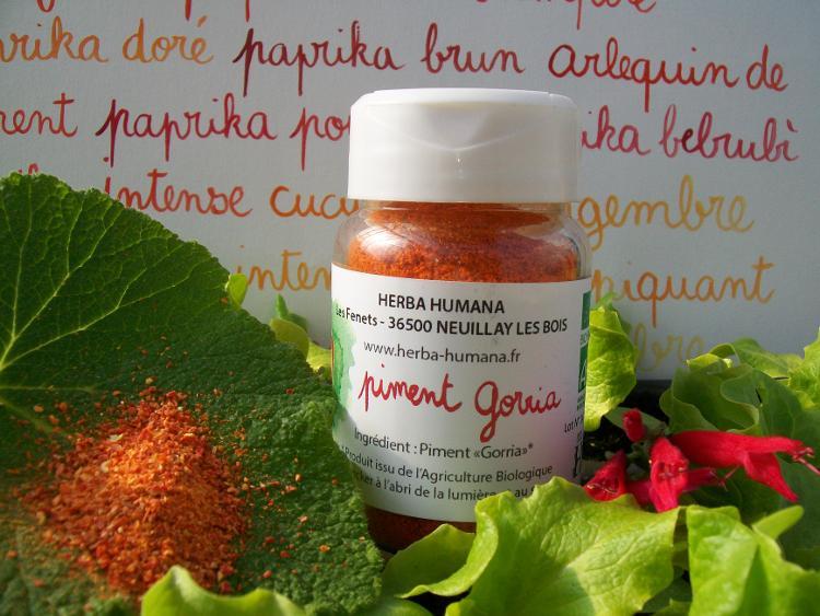 Piment Goria
