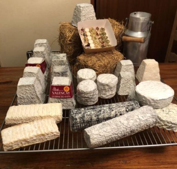 Fromages Blanc de chèvre - Les fromages de Jenny - 570g