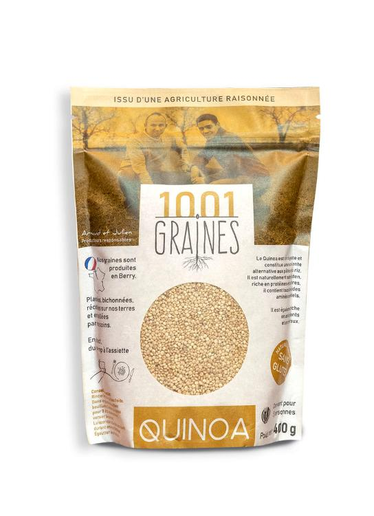 "Quinoa ""1001 graines"" - sachet de 400g"