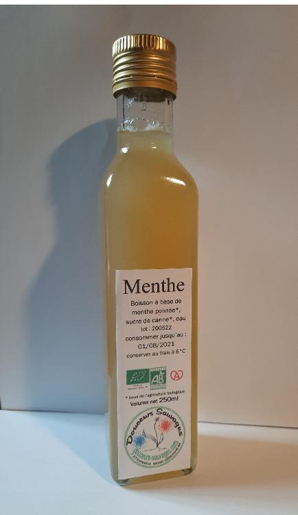 Sirop Menthe