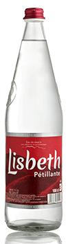 LISBETH ROUGE (eau très pétillante)
