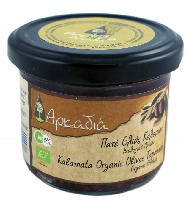 Pâte d'Olives de Kalamata Eliamed Bio 100gr