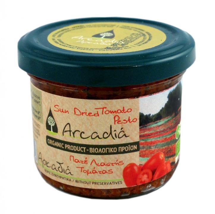 Purée de tomates séchées Bio 100gr