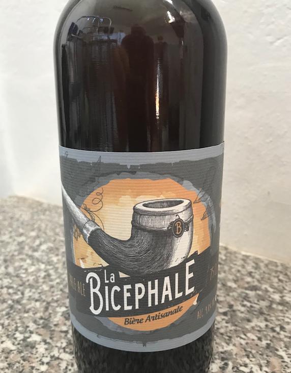 Bière Blonde - Pale Ale 33cl (Bicéphale)