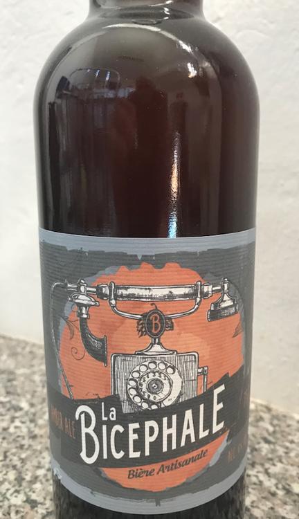 Bière Ambrée - Amber Ale 75cl (Bicéphale)