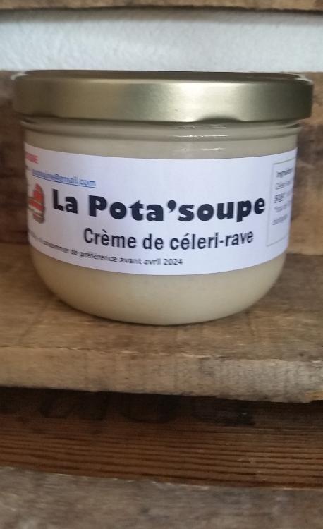 Le POTAGER (Crème de céleri)