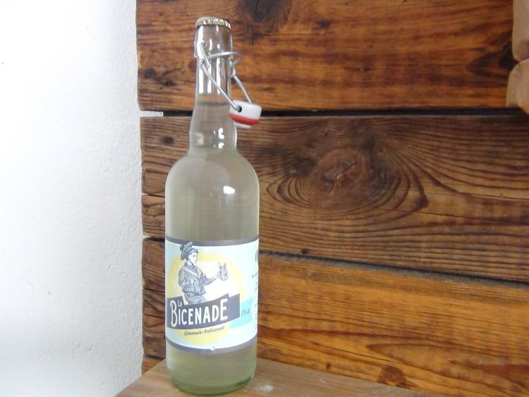 Limonade à l'ancienne Grande (Bicéphale)