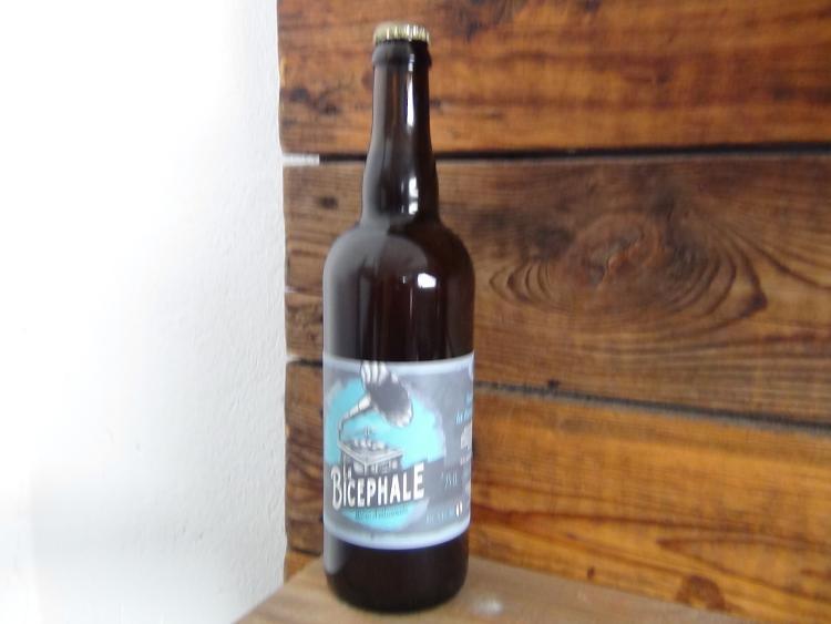 Bière Blanche - Weissbier Grande (Bicéphale)