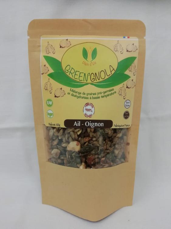 Green'Gnola Ail - Oignons