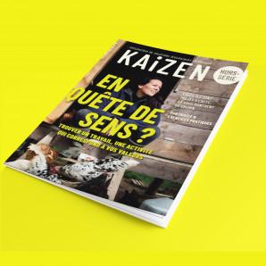 Kaizen Numéro Spécial : En Quête De Sens