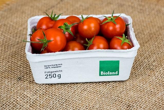 Tomates cerises (BIOLAND Kirschtomaten rot )