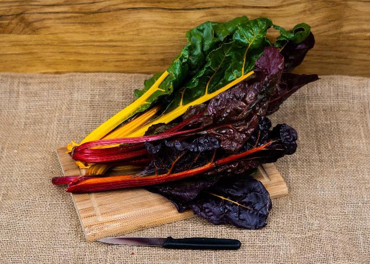 Bettes coloré (BIOLAND Mangold bunt)