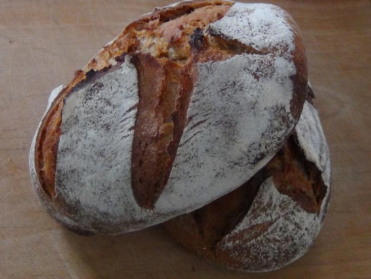 pain  moyen épeautre