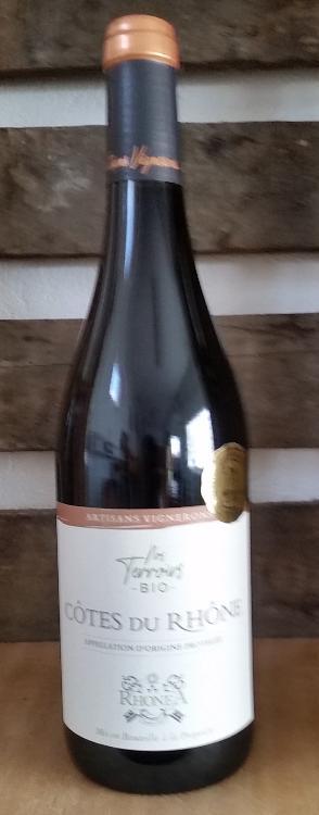 Vin Rouge Côtes du Rhône 2018