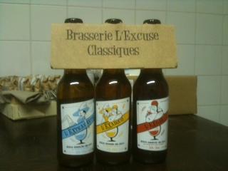 """Pack de 3 bouteilles """"Classiques"""""""