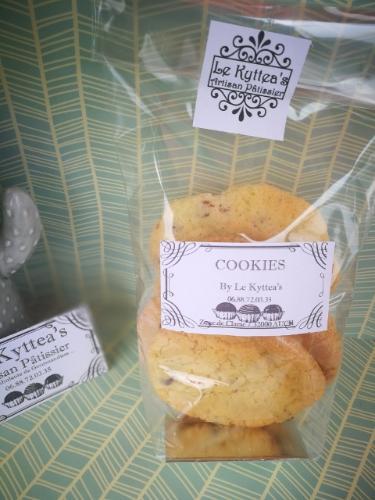 Biscuit Cookies pépites de chocolat