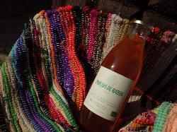 Jus de raisin blanc6 - bouteille consignée à rendre rincée et sans étiquette, merci !