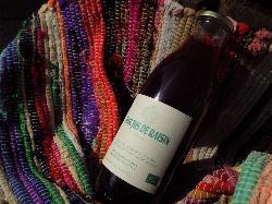 Jus de raisin rouge6 - bouteille consignée à rendre rincée et sans étiquette, merci !