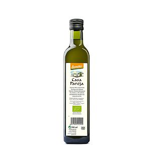 Huile d'olive biodynamie de Casa Pareja 50 cl