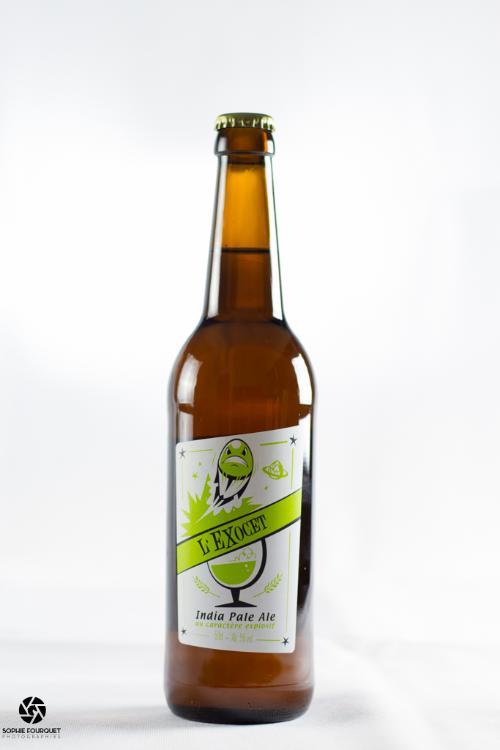 L 'Exocet, India Pale Ale  Alc.5%vol