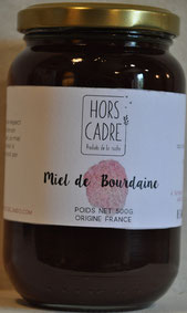 Miel des Landes(bruyére-bourdaine)