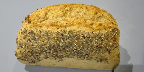Pain blés anciens moulé aux graines long