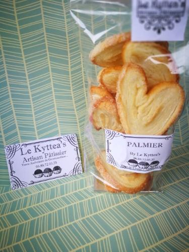 """Biscuit """"Palmiers"""""""