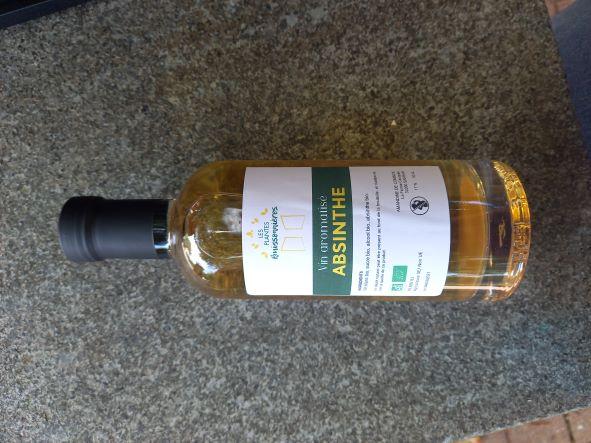 Vin d'absinthe