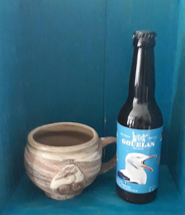 Gouelan bière blanche 33cl