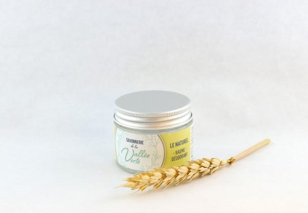 Baume déodorant LE NATUREL 30 ml