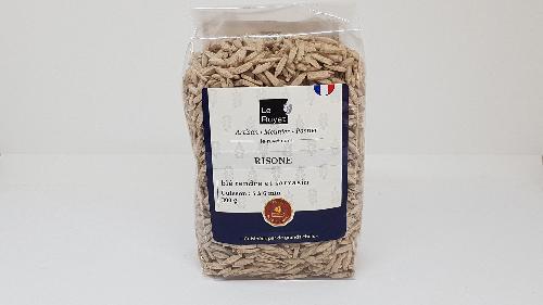 Risone blé tendre et sarrasin