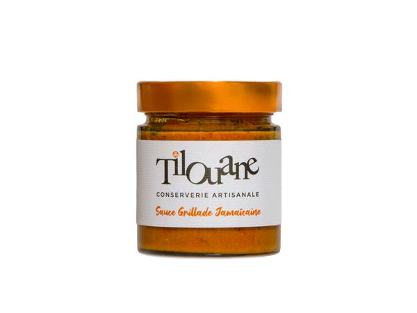 Sauce grillade Jamaïcaine - 220 ml