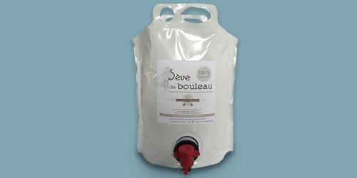 Sève de bouleau pouch up 3l