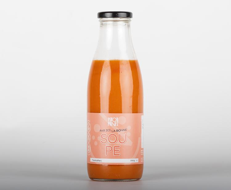 Soupe - Tomates -700g
